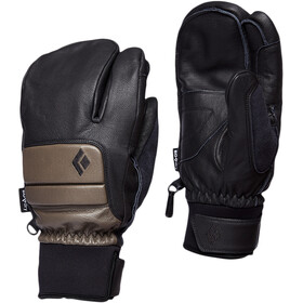 Black Diamond Spark Finger Gloves, walnut